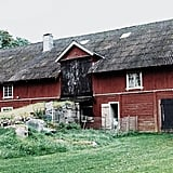 """""""Small farm town of Äskeryd where three generations of mother's mothers (MorMor) [were] born before moving to America."""""""
