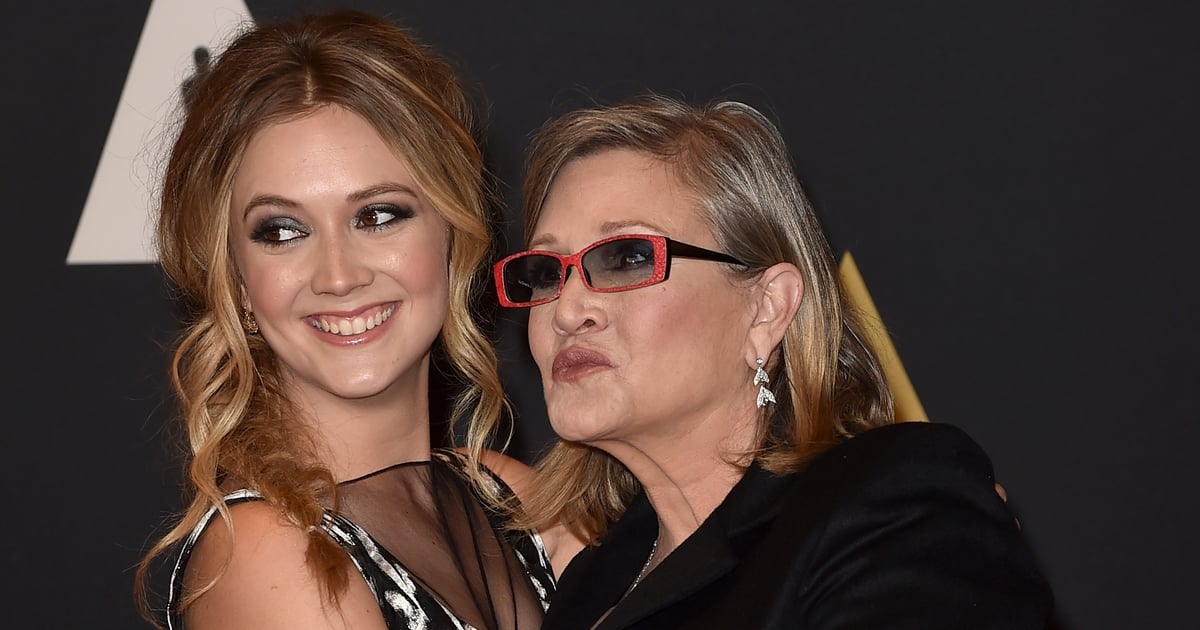 """Billie Lourd: How Relationship With Mom Carrie Fisher Taught Her """"What Not to Do"""" With Son.jpg"""
