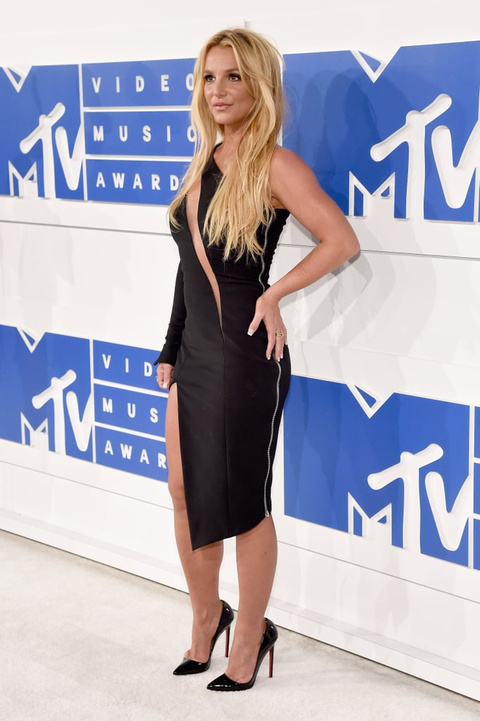 Britney Spears at MTV Video Music Awards 2016