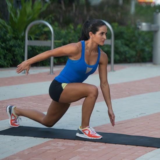 Idalis Velazquez's HIIT Workout
