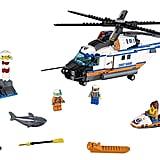 LEGO City Coast Guard Heavy-Duty Rescue Helicopter