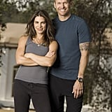 Jillian Michaels and Bob Harper