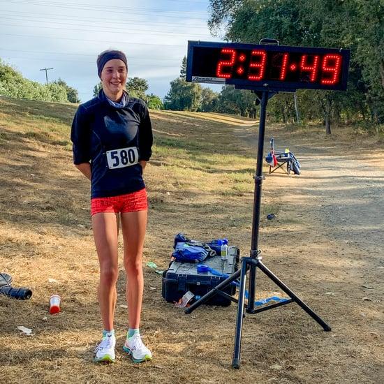 Tierney Wolfgram's American Record, Junior Women's Marathon