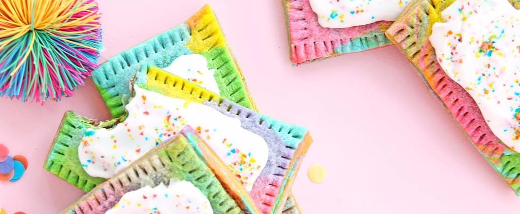 Unicorn Pop-Tarts Might Just Be the Most Convincing Reason to Get Out of Bed