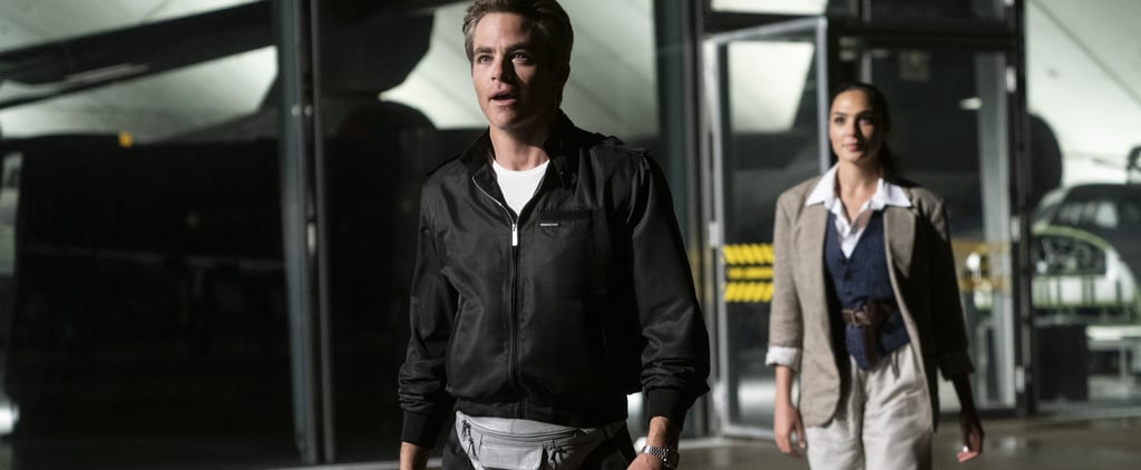 All About Chris Pine's '80s Fanny Pack in Wonder Woman 1984