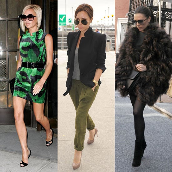 Pictures of Victoria Beckham's Style Over the Years