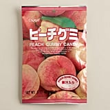 Kasugai Peach Gummy Candy