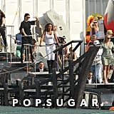Spice Girls Olympics Rehearsal | Pictures