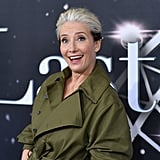 Emma Thompson at the Last Christmas Premiere