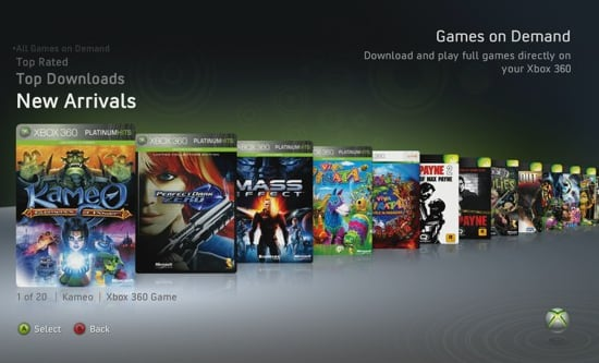 Daily Tech: Details About the Next Xbox Live Update
