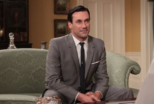 Which Hotel Is Don Draper Working With?