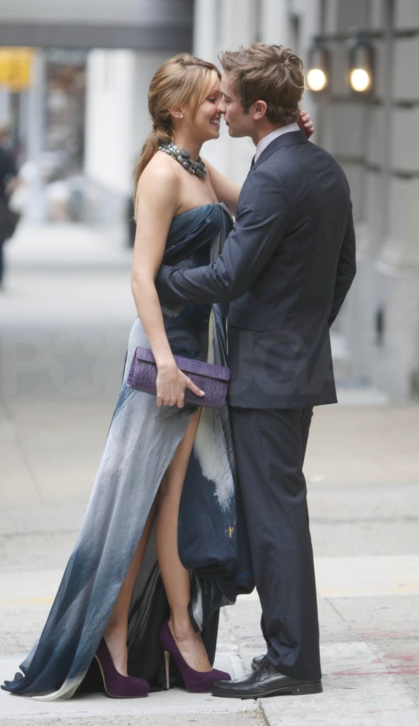 Pictures of Katie Cassidy, Chace Crawford, Gossip Girl