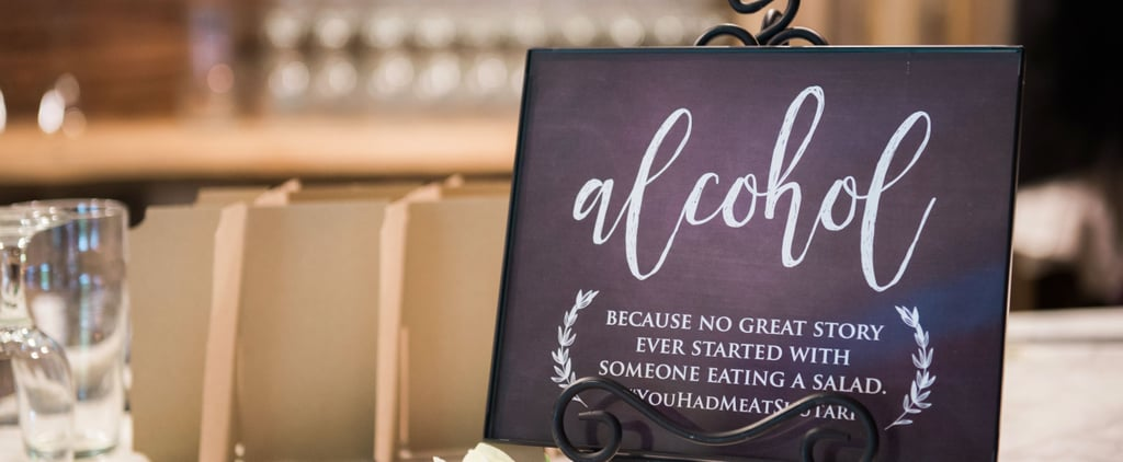 Why It's Not OK to Have a Cash Bar at Your Wedding