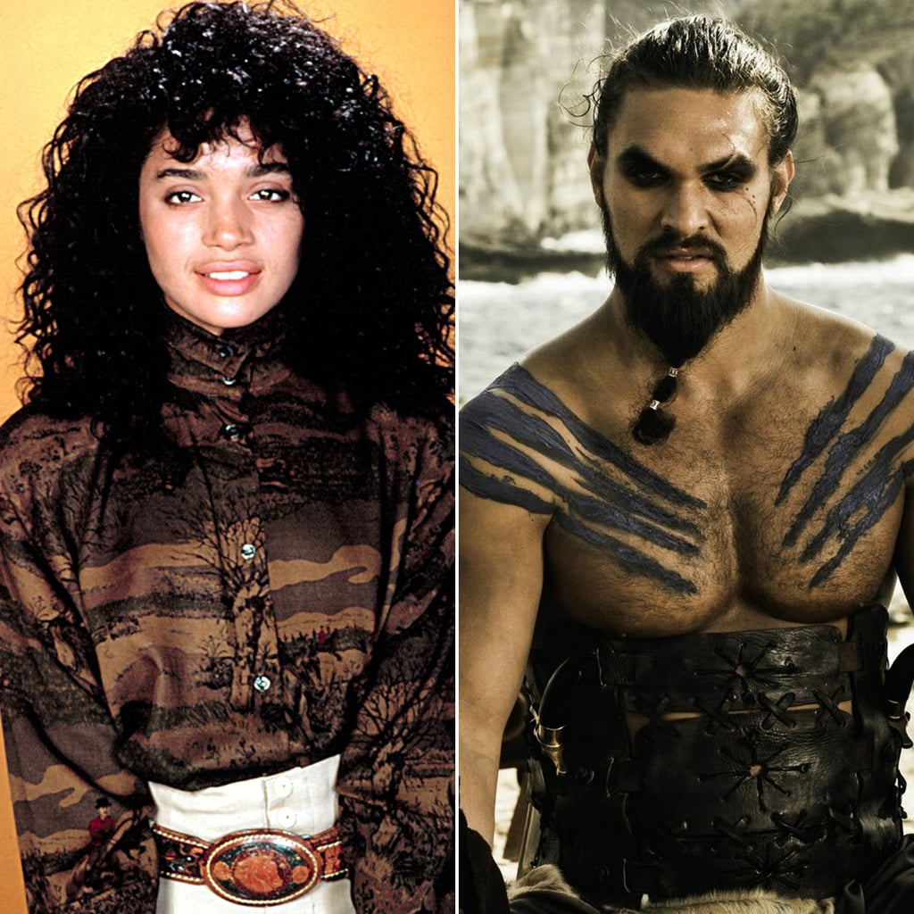 Jason Momoa Cosies Up To Lisa Bonet And Their Two Children: TV Characters Who Are Married In Real Life