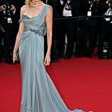 Naomi Watts got glamorous for the premiere of How to Train Your Dragon 2 on Friday.
