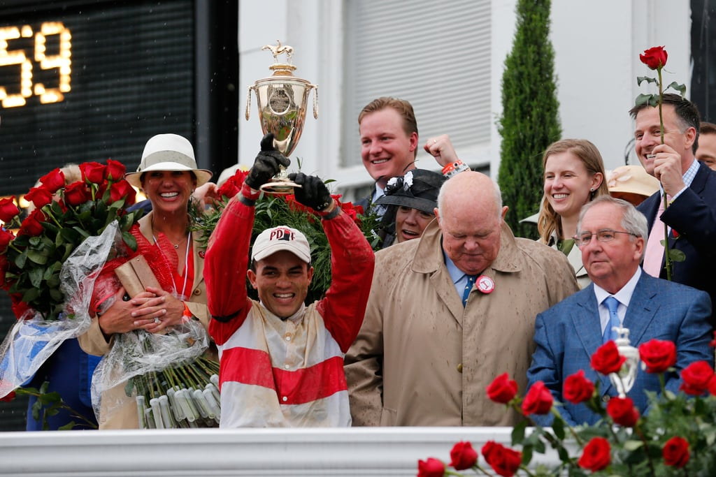 Congratulations, Joel Rosario and Orb, on winning the Kentucky Derby!