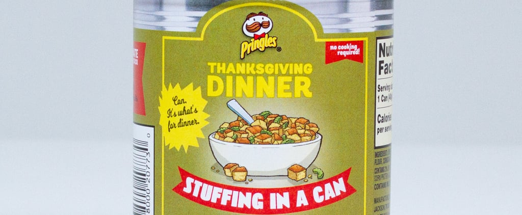 Thanksgiving Pringles 2018