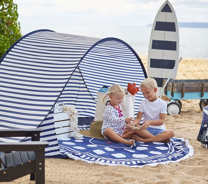Pottery Barn Kids Family Pop Up Tent Best Family Beach