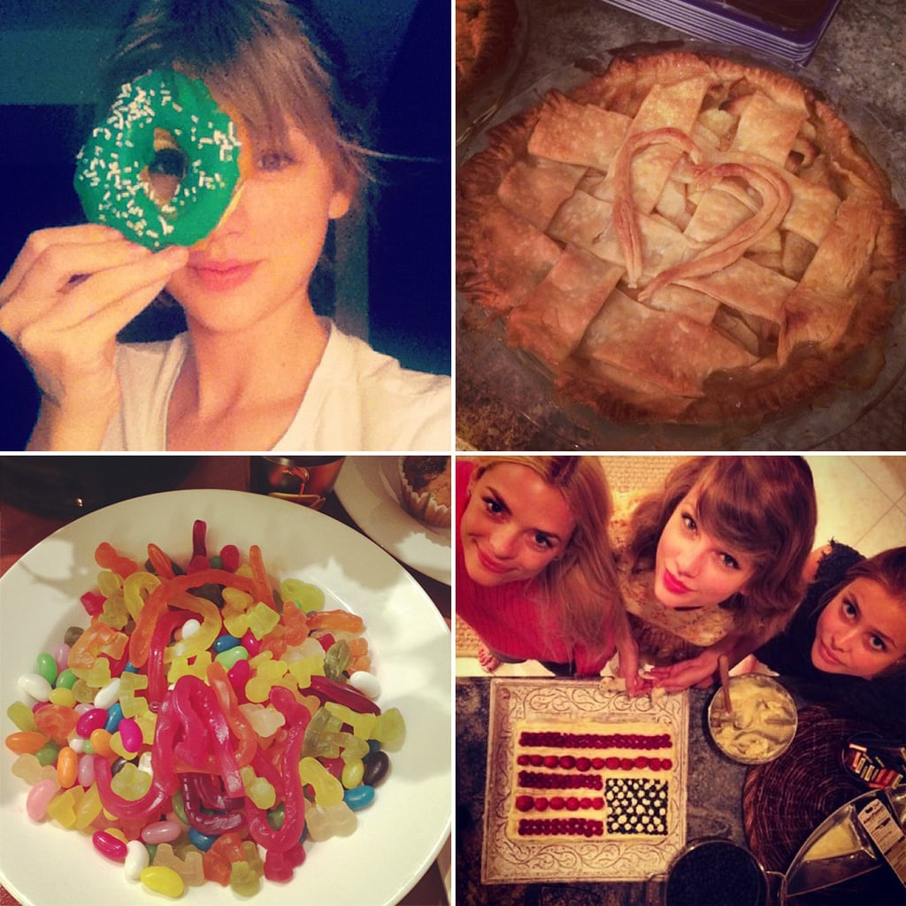 Taylor Swift Cooking