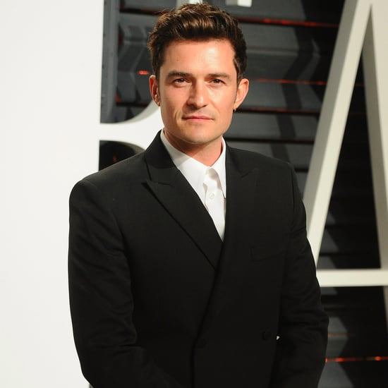 Orlando Bloom Quotes About Naked Paddleboarding Pictures