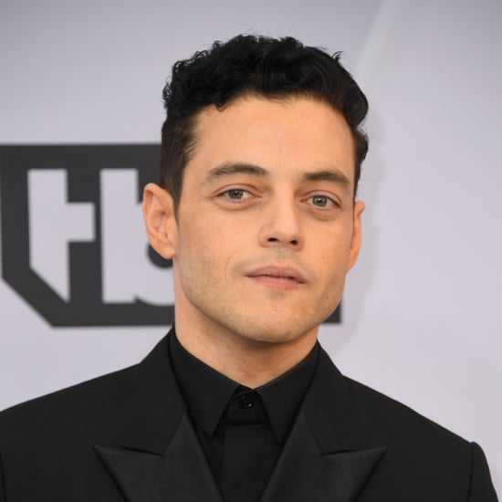 Rami Malek's Makeup at SAG Awards 2019