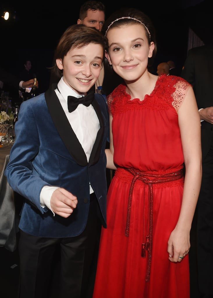 They Took So Many Adorable Pics at the 2017 SAG Awards, We Almost Lost Count