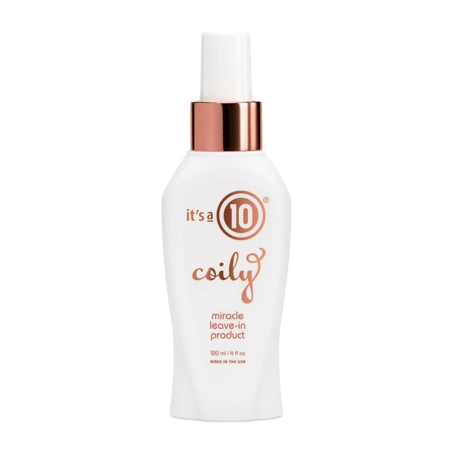 It's A 10 Coily Miracle Leave-In Product