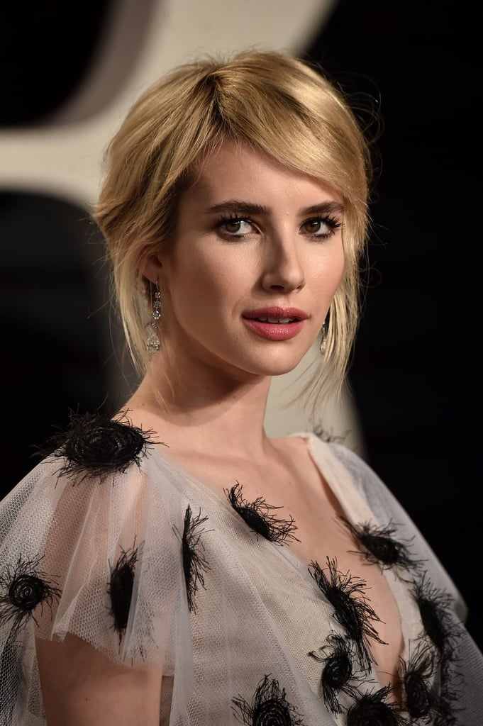 Emma Roberts | 18 Best Celebrity Eyebrows That Won The On-Fleek Crown