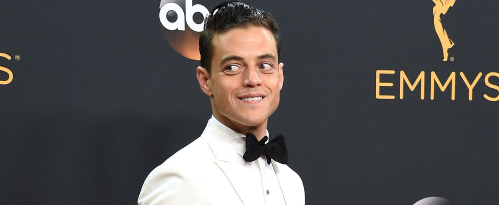 Who Was Rami Malek's Date at the 2016 Emmys?