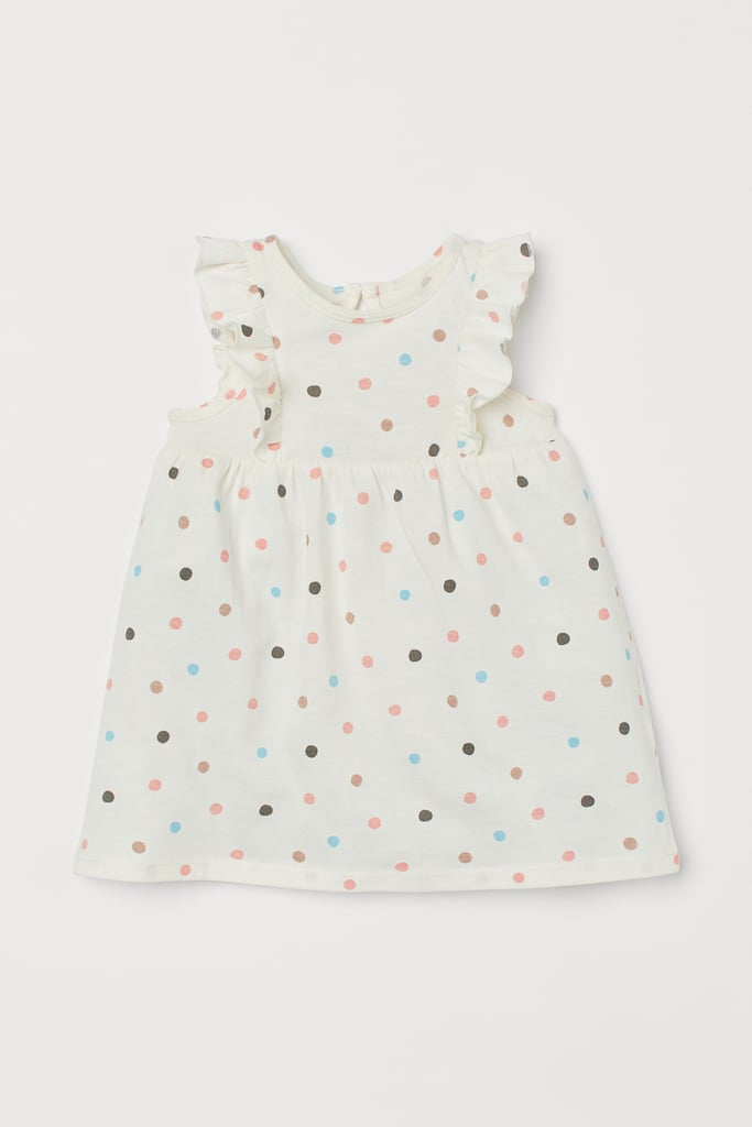 The Ruffle Dress