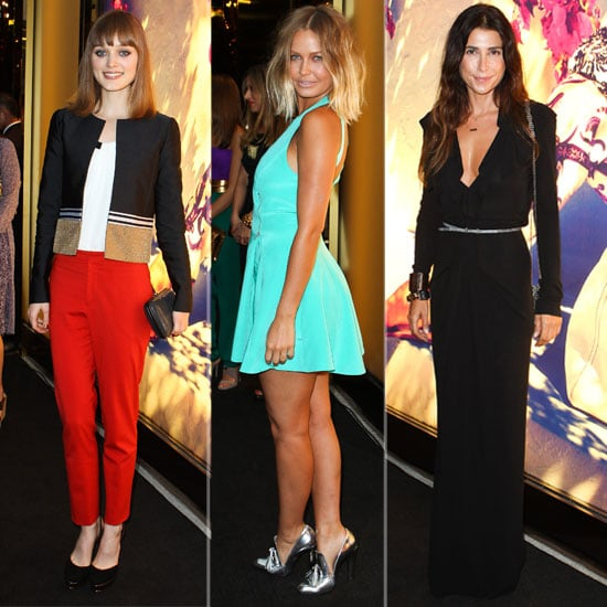Pictures of Celebrities at the Gucci Sydney Store Opening: Lara Bingle, Bella Heathcote, Jodhi Meares and more!