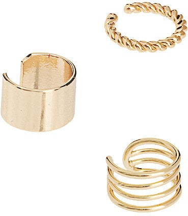 Test drive the ear cuff trend guilt-free with this