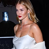 Rosie Huntington-Whiteley Straight Up Stole Kate Moss's Look, and She's Damn Proud of It