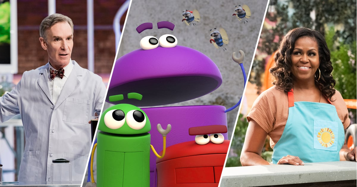 20 Educational Shows on Netflix That Your Kids Will Actually Want to Watch