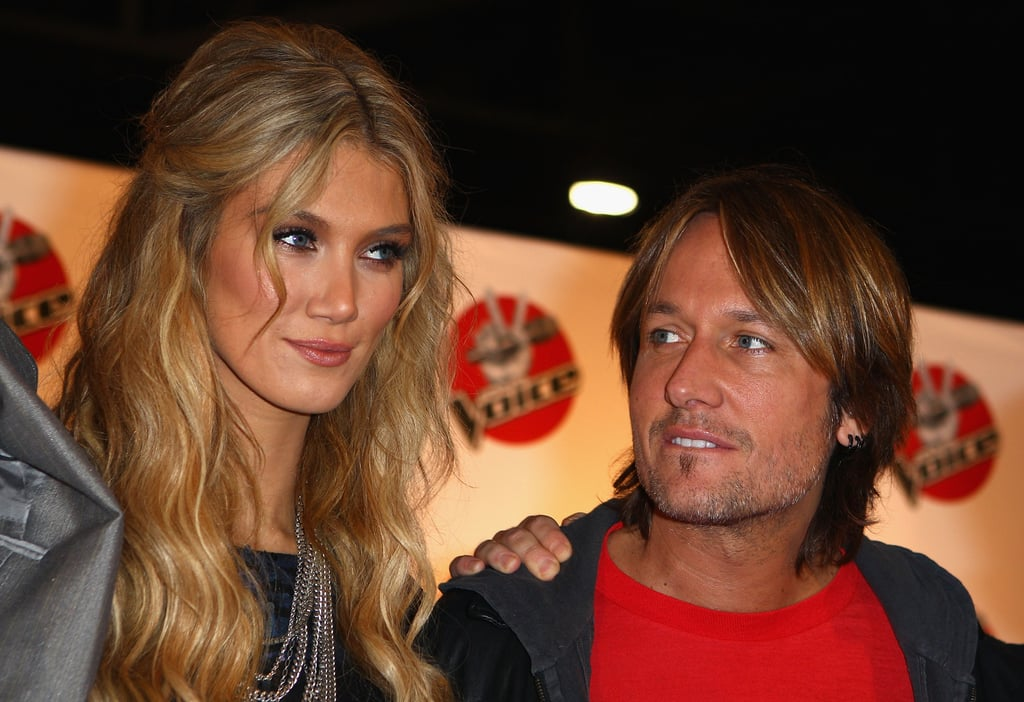 Delta Goodrem and Keith Urban