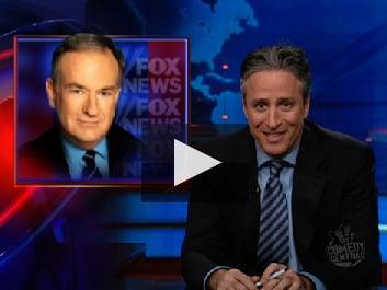 Lighten Up! Jon Stewart Analyzes Bill O'Reilly's Right to Privacy