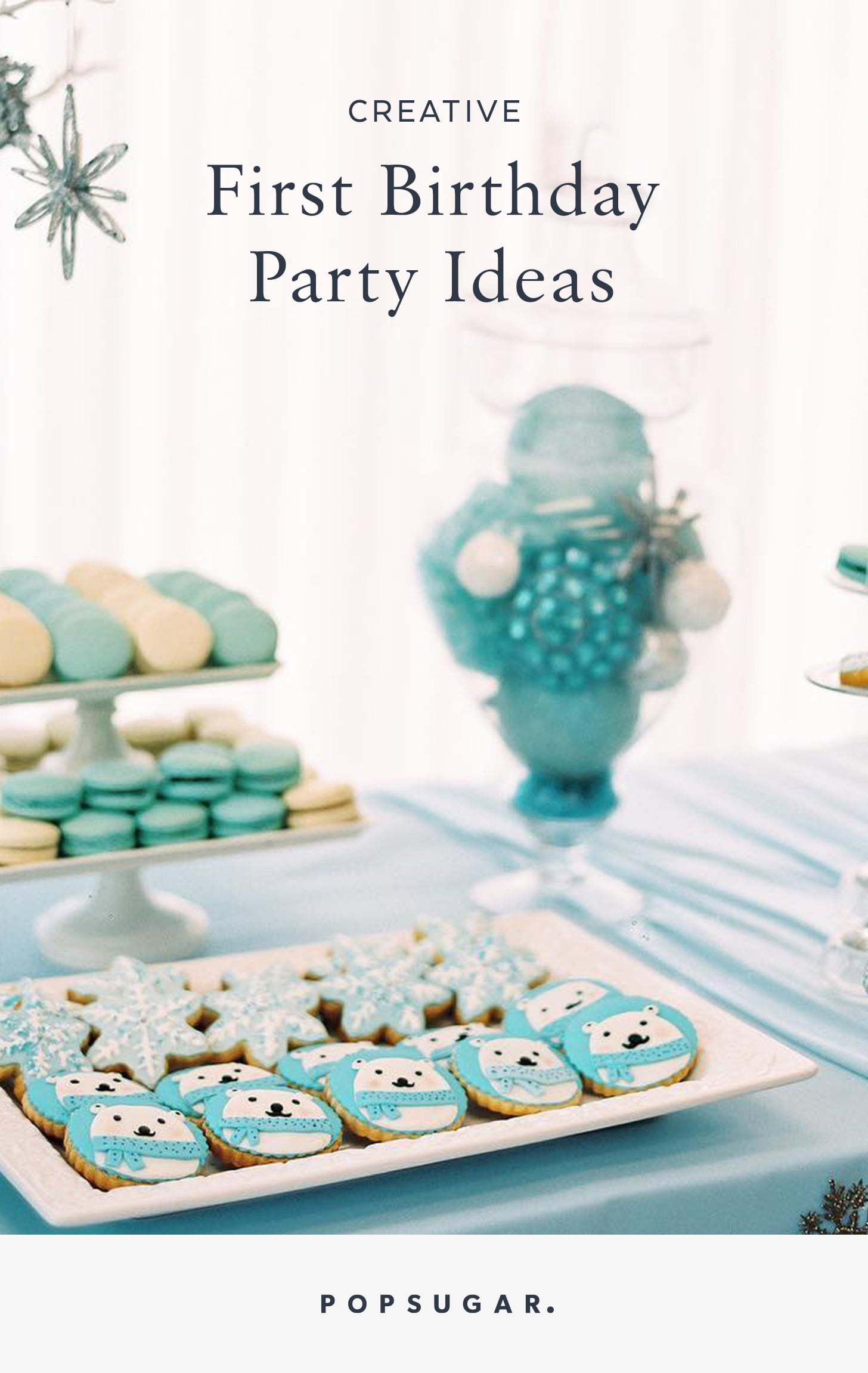 Creative First Birthday Party Ideas Popsugar Family