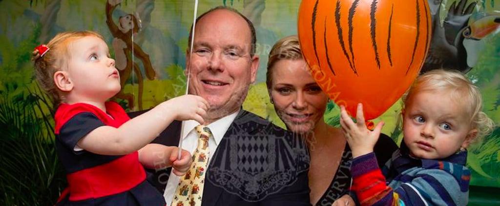 Go Inside Prince Jacques and Princess Gabriella's Safari-Themed Birthday Bash