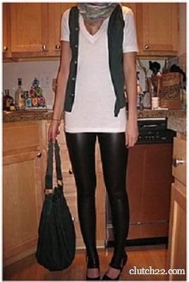 Latex Legs