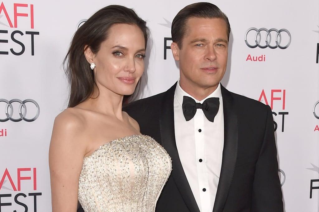 Celebrities React to Brad and Angelina Jolie's Divorce