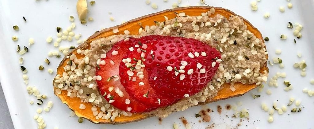 Sweet Potato Toast Topping Ideas From Instagram