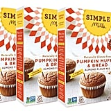 Simple Mills Almond Flour Mix, Pumpkin Muffin & Bread