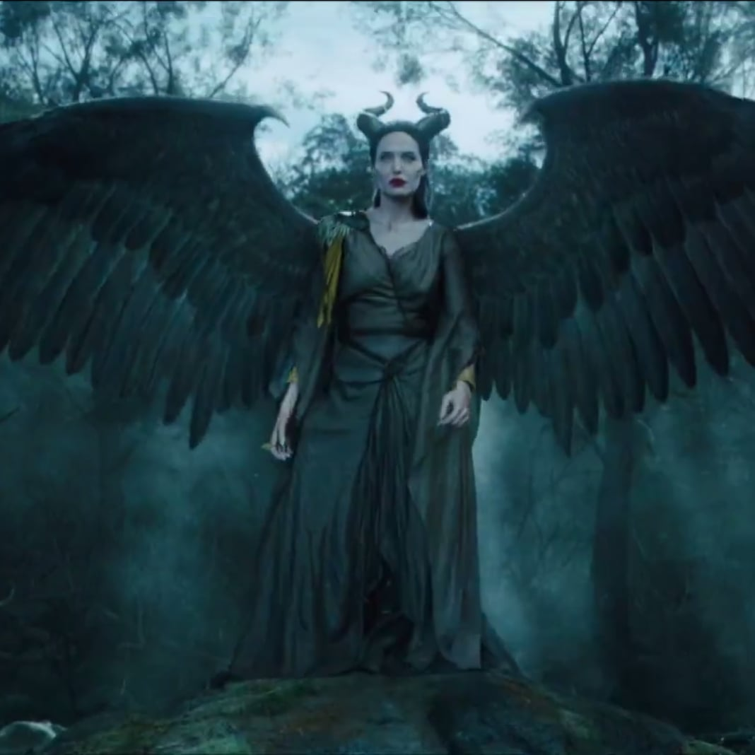 Maleficent With Wings In New Teaser Popsugar Entertainment