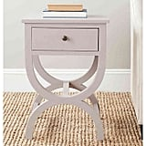 Safavieh Maxine One-Drawer Night Table