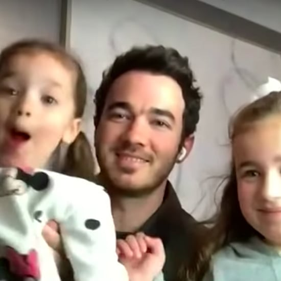 Kevin's Kids Crash Jonas Brothers Tonight Show Interview