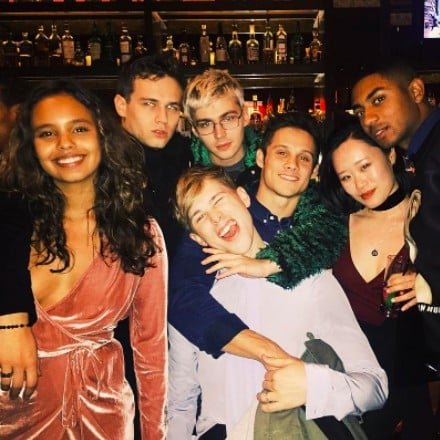 Who Are the 13 Reasons Why Cast Going Out With?