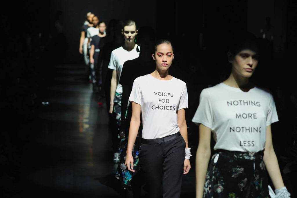 New York Fashion Week Highlights 2017 Fall