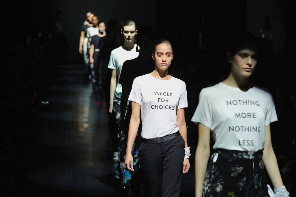 New York Fashion Week Highlights Autumn 2017