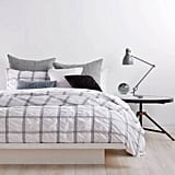 DKNY Tattersall Twin Duvet Cover