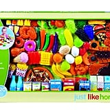 Just Like Home Super Play Food Set